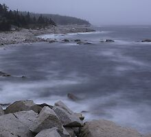 Grey Quilt - Herring Cove Nova Scotia by sbowes101