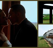WEDDING TRIPTYCH - SMALLTOWN USA Series ^ by ctheworld
