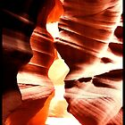 Antelope Canyon by Phil Becker