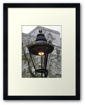 Street Light by Sharon Brown