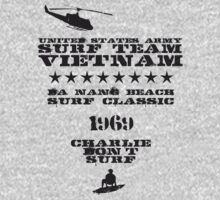 surf team vietnam - apocalypse now T-Shirt