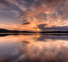 Natures Canvas- Narrabeen Lakes, Sydney - The HDR Experience by Philip Johnson