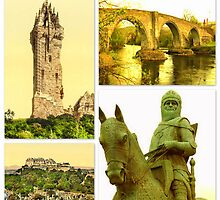Historical Stirlingshire by ©The Creative  Minds