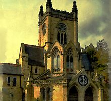 Beautiful Britain - Congregational Baptist Church, Chapeltown, Leeds by Dennis Melling