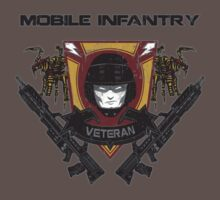 Veteran's Badge- Starship Troopers by spacemonkeydr