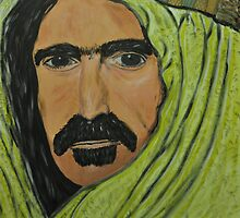 Frank Zappa ??????? by Tricia Winwood