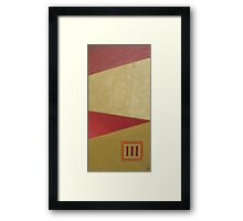 Into Autumn (2 of 2) Framed Print