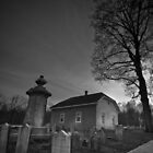 Welsh Tract Church, Pencader Delaware 1746 by M.Reder Photography