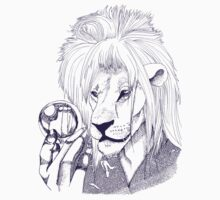 Goblin King of the Jungle (Blue Line) by Zombiepan
