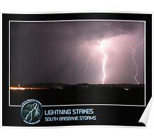 Branded: Lightning Strikes Poster