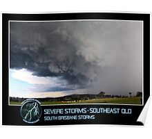 Branded: Severe Storms - SEQLD Poster