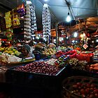 Night Market by Purnawan Taslim Hadi