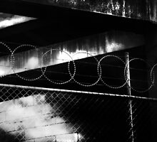 Dodgy Alley by Jonas Henehan