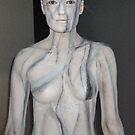 Body art driftwood girl by alana janesse artist/ makeup artist