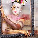 spring has sprung girl body art by alana janesse artist/ makeup artist
