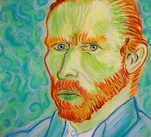 Vincent Van Gogh...  i love this genius by karina73020