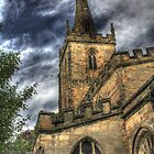 Bosworth church by MartinMuir