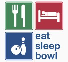 Eat Sleep Bowl by EatSleep