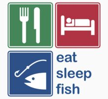 Eat Sleep Fish by EatSleep