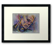 James Marsters Framed Print