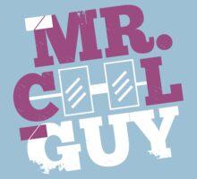 mr. COOL GUY by smokan