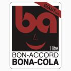 Bon Accord Bona-Cola by dollydigital