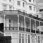 Buildings in Brighton by jason21