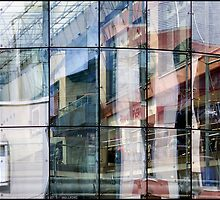 Bullring Reflections by Jazzdenski