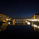 River Arno, Florence by Mark Howells-Mead