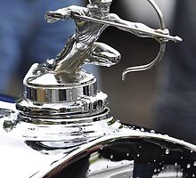 Pierce Arrow Straight Eight Sedan hood ornament (1929) by Frits Klijn (klijnfoto.nl)
