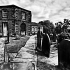Methodist Chapel, Heptonstall by inkedsandra
