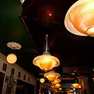 Bar Lights - Dublin, Ireland by Jenny Hambleton