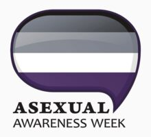AAW Logo by Asexual Awareness Week