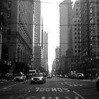 New York Taxi by taylorcm429
