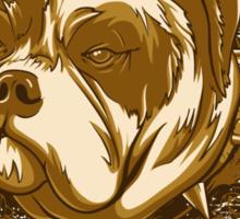 Bully Dog Sticker