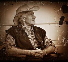 Cowboy by JaninesWorld