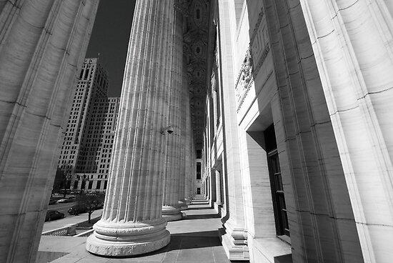Colonnade 1 by John Schneider