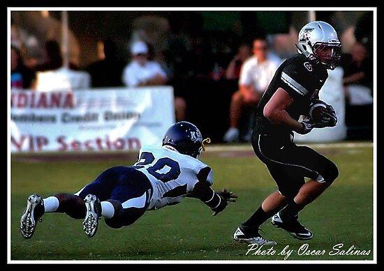 Uindy vs Kentucky Wesleyan Sep 1 2011 #12 by Oscar Salinas