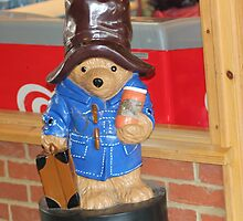 Paddington Bear by J0KER