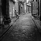 Street of the furniture makers, Paris by Paul Pasco