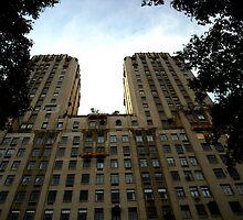 Central Park West by SanjayKalyan