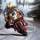 Tourist Trophy I.O.M. BIKER by PAUL57