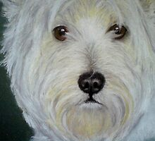 Westie by Sharon Herbert