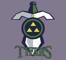 Hyrule Titans by Rhonda Blais