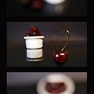 Life is just a bowl of cherries... by Gregoria  Gregoriou Crowe