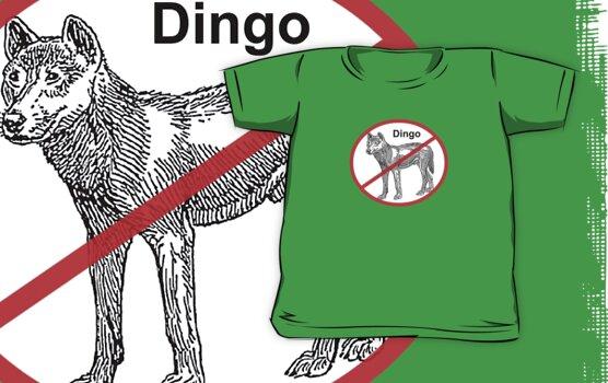 No Dingos by motobubble