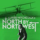 Alfred Hitchcock&#x27;s North by Northwest by Sam Novak