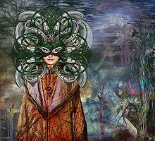 Mystical Adventures II ~ NiLhsa Eermat (art & poetry) by Rhonda Strickland