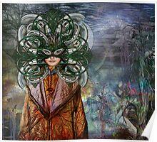 Mystical Adventures II ~ NiLhsa Eermat (art & poetry) Poster