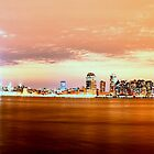 Nyc Skyline Exposed,  by Nycon360